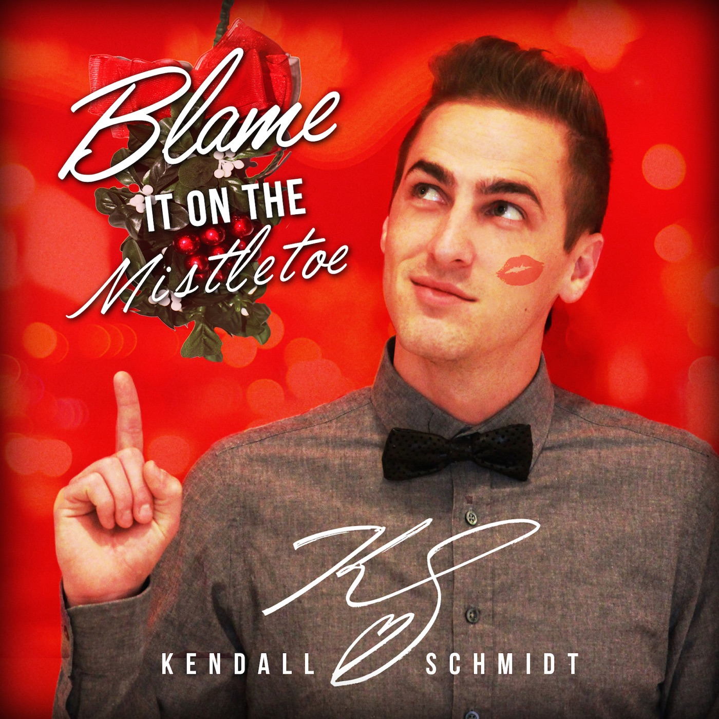 Kendall Schmidt - Blame It on the Mistletoe - Single