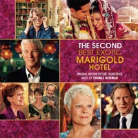 The Second Best Exotic Marigold Hotel - Official Soundtrack