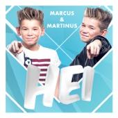 Marcus & Martinus - Plystre På Deg artwork