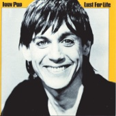 Iggy Pop - Lust for Life artwork