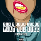 What You Like (feat. Cory Jones) - Single cover art