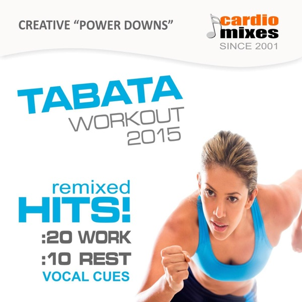 Tabata 5 - Fight Song (Workout Remix)