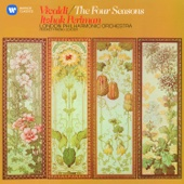 Itzhak Perlman - Vivaldi: The Four Seasons  artwork