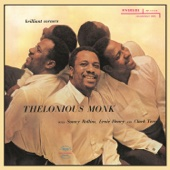 Thelonious Monk - Brilliant Corners  artwork