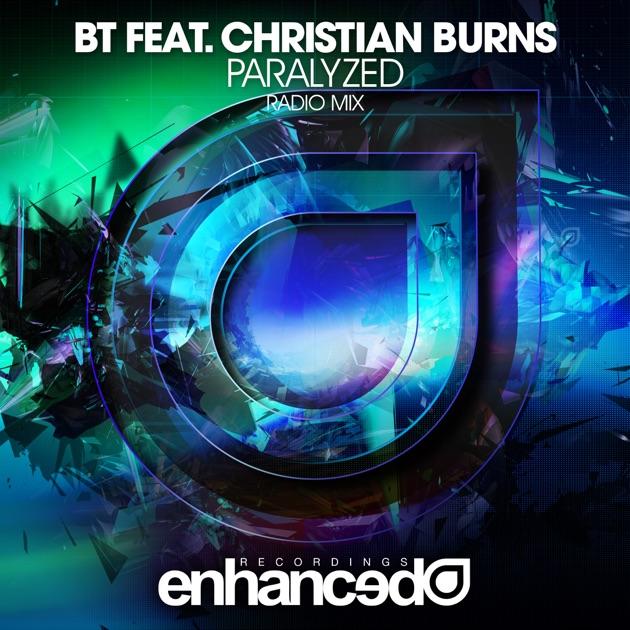 Paralyzed (Radio Mix) [feat. Christian Burns] - BT