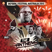 No Guts No Glory (Defqon.1 Australia Anthem 2015) [feat. 360] - Single cover art