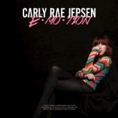 E•MO•TION  (Deluxe) - Carly Rae Jepsen Cover Art