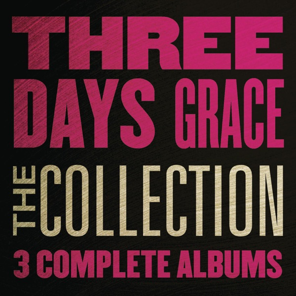 The Collection Three Days Grace Three Days Grace CD cover