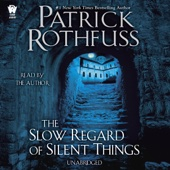 Patrick Rothfuss - The Slow Regard of Silent Things: Kingkiller Chronicle, Book 2.5 (Unabridged)  artwork