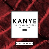 Kanye (Remixes, Pt. 1) [feat. sirenXX] - Single cover art