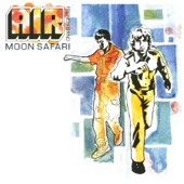Moon Safari cover art