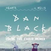 Hearts (feat. Kelis) [Louis the Child Remix] - Single cover art