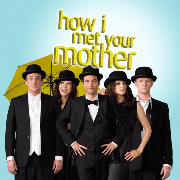 How I Met Your Mother Staffeln
