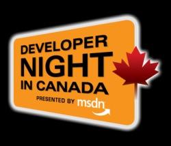 Developer Night in Canada (DNIC)