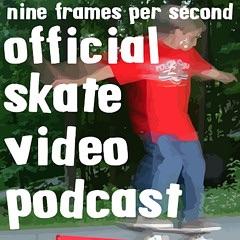 nine frames per second