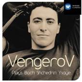 Sonata for solo violin BWV 565 (attriibuted to Bach) - Maxim Vengerov