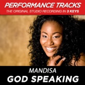 God Speaking (Performance Tracks) - EP cover art
