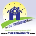 The Real Estate Investing Minute