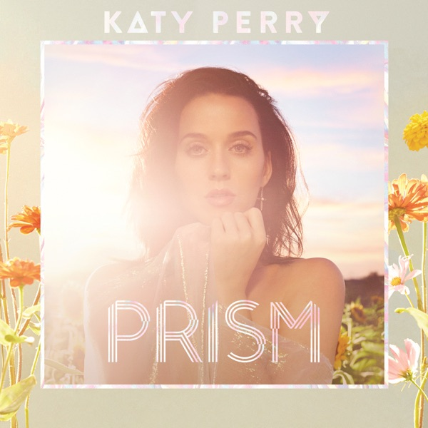 PRISM Katy Perry CD cover