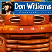 Don Williams - Desperately artwork