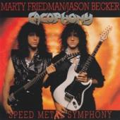 Cacophony - Speed Metal Symphony artwork