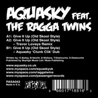 AQUASKY - Give It Up