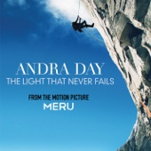Andra Day - The Light That Never Fails portada