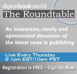 Digital Book World » Podcast Feed