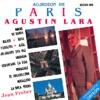 Acordeon de Paris, Agustín Lara