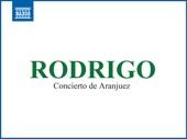 Concierto de Aranjuez: I. Allegro con spirito