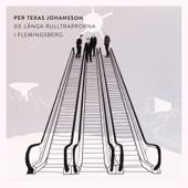 De långa rulltrapporna i Flemingsberg