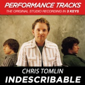 Indescribable (Performance Tracks) - EP cover art