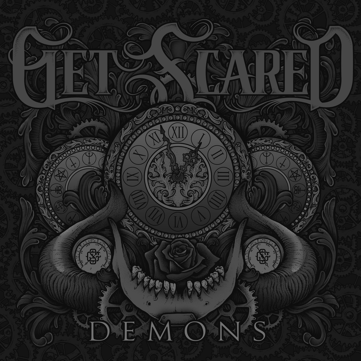 Get Scared - Demons (2015)