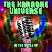 Listen (Karaoke Version) [In the Style of Beyonce] - The Karaoke Universe