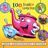 100 Toddler Favorites, Vol. 1 - Music for Little People Choir Cover Art