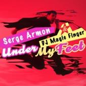 Under My Feet - Single cover art