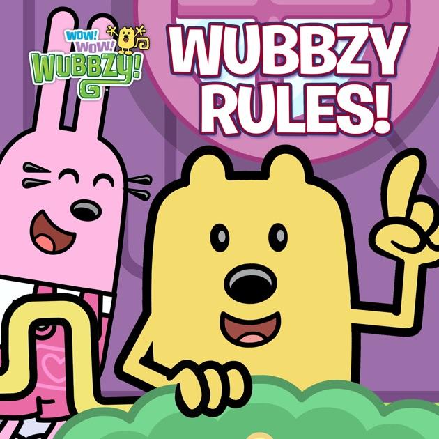 Wow You Re Amazing: Wow! Wow! Wubbzy!, Amazing Wubbzy On ITunes