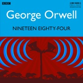 George Orwell - Nineteen Eighty-Four  artwork