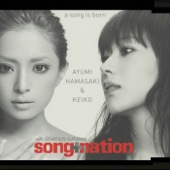 a song is born - 浜崎あゆみ & KEIKO
