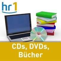 hr1 CDs, DVDs, Bücher