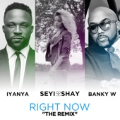 Right Now (Remix) [feat. Iyanya & Banky W] - Seyi Shay