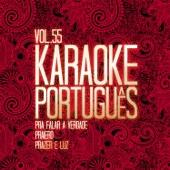 Karaoke - Português, Vol. 55