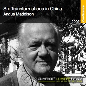 Six Transformations in China, 960-2030 AD - Angus Maddison