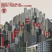 Lifts Me Up / Just a Game - Single cover art