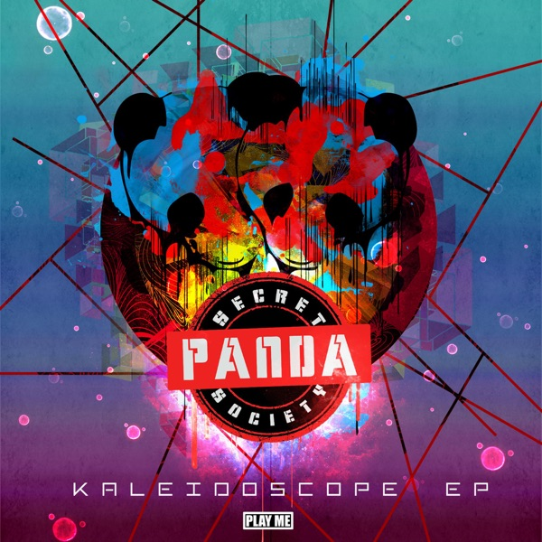 Kaleidoscope - EP Secret Panda Society CD cover