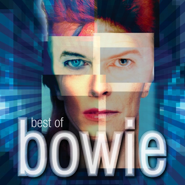 Best of Bowie David Bowie CD cover