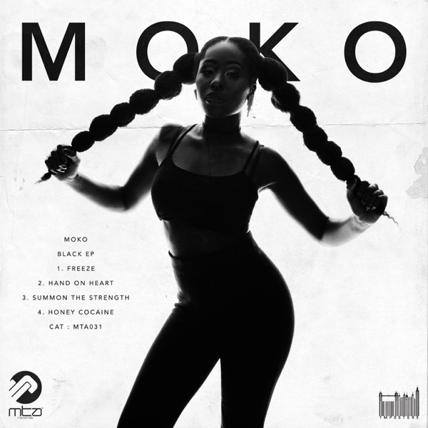 iTunes Artwork for 'Black EP (by Moko)'