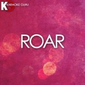 Download Cover Guru - Roar (Originally by Katy Perry) [Karaoke Version]