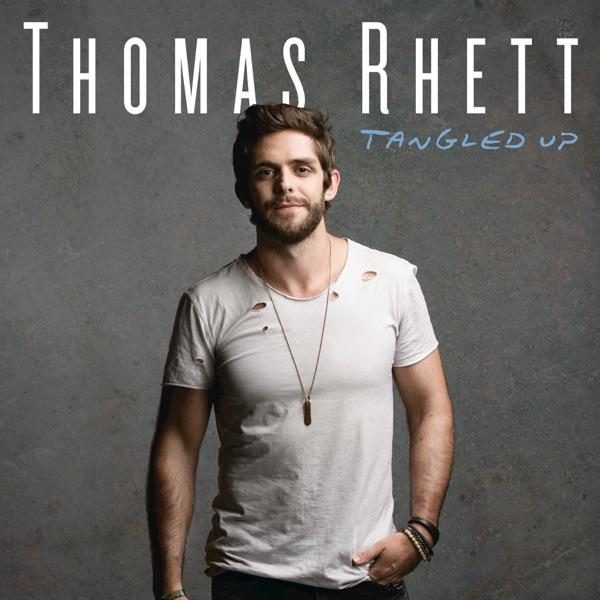 Vacation - Single Thomas Rhett CD cover
