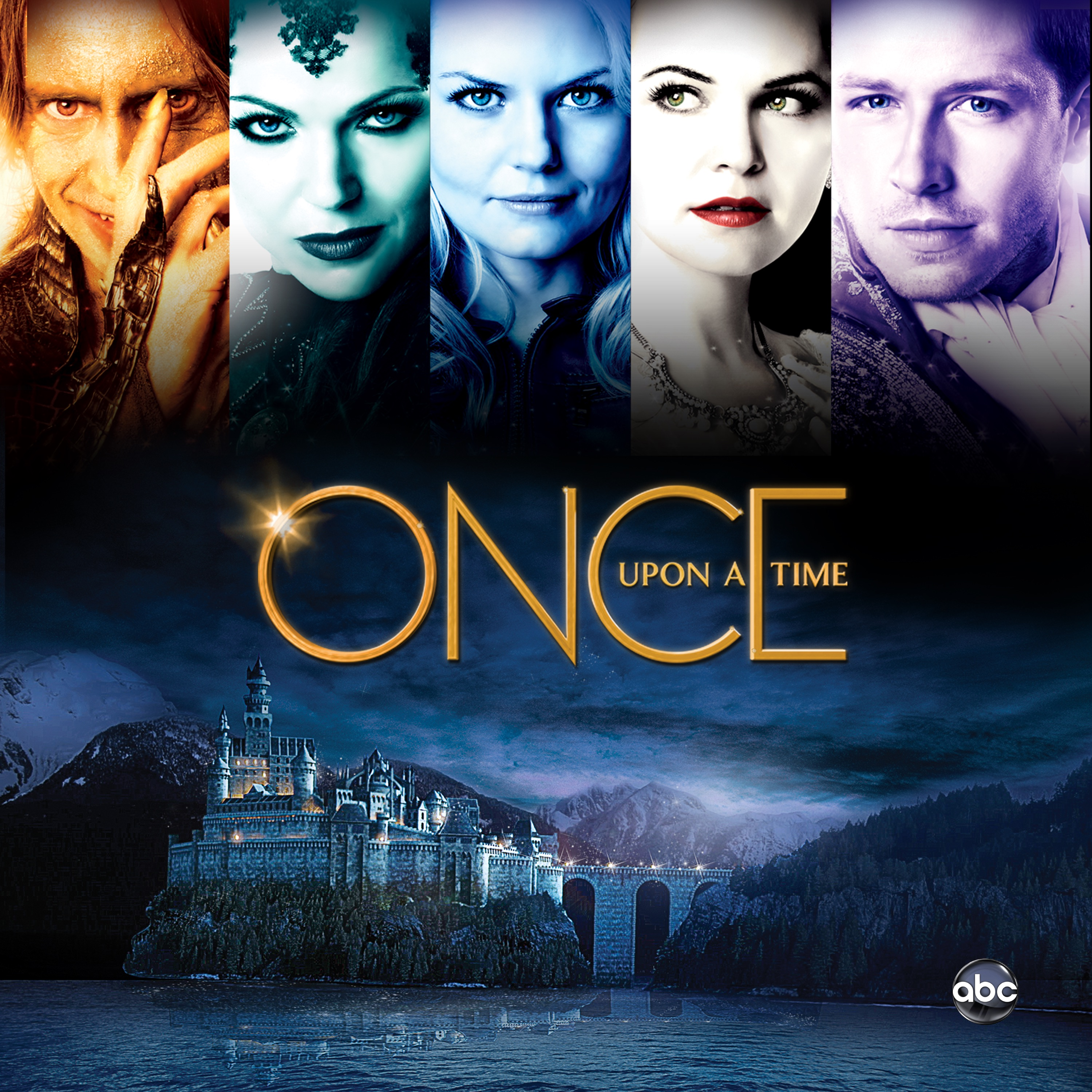 Serie Once Upon A Time